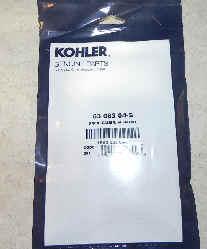 Kohler Air Filter Part No 63 083 04-S