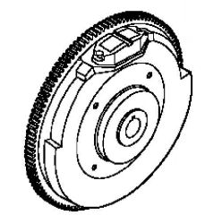 Kohler Flywheel - Part No. 24 025 57-S