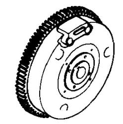 Kohler Flywheel - Part No. 47 025 53-S