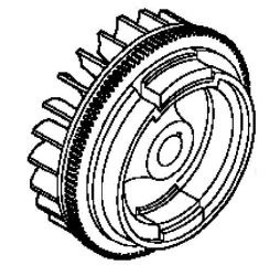 Kohler Flywheel - Part No. 63 025 12-S
