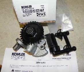 Kohler Oil Pump 24 393 53-S