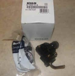 Kohler Fuel Pump - Part No. 47 559 11-S