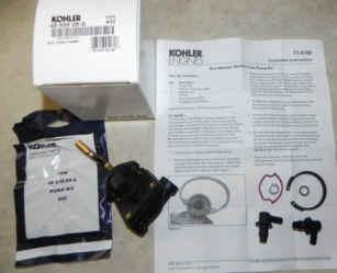 Kohler Fuel Pump - Part No. 48 559 05-S