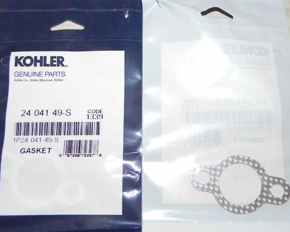 Kohler Exhaust Gasket 24 041 49-S