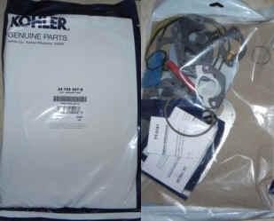 Kohler Gasket Set - Part No. 24 755 207-S