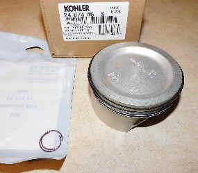 Kohler Piston Assembly - Part No. 24 874 45-S
