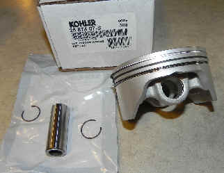 Kohler Piston Assembly - Part No. 25 874 07-S