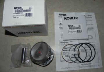 Kohler Piston Assembly - Part No. 63 874 04-S