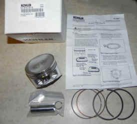 Kohler Piston Assembly - Part No. 63 874 06-S