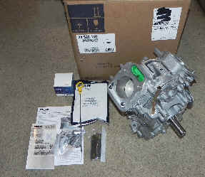 Kohler Horizontal Short Block - Part No. 24 522 130