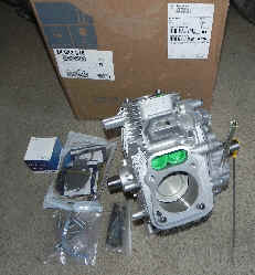 Kohler Horizontal Short Block - Part No. 24 522 318