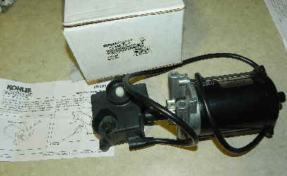 Kohler Electric Starter - Part Number 12 098 23-S