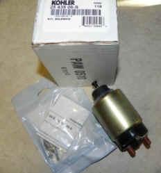 Kohler Solenoid Kit 25 435 06-S