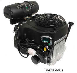 ECV650-3014 21 HP KOHLER COMMAND PRO EFI ENGINE