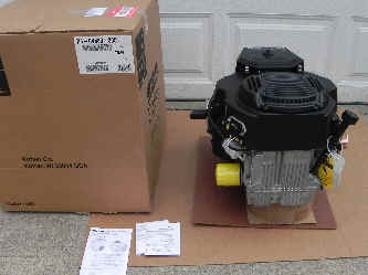Kohler CV680-3051 Command Series OHV Twin Cylinder