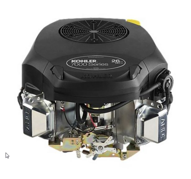 Kohler Vertical Shaft Small Engines. Kohler Model Kt7453011 725cc 7000 Series 26 Hp. Wiring. Kohler Courage 26 Hp Wiring Diagram At Scoala.co