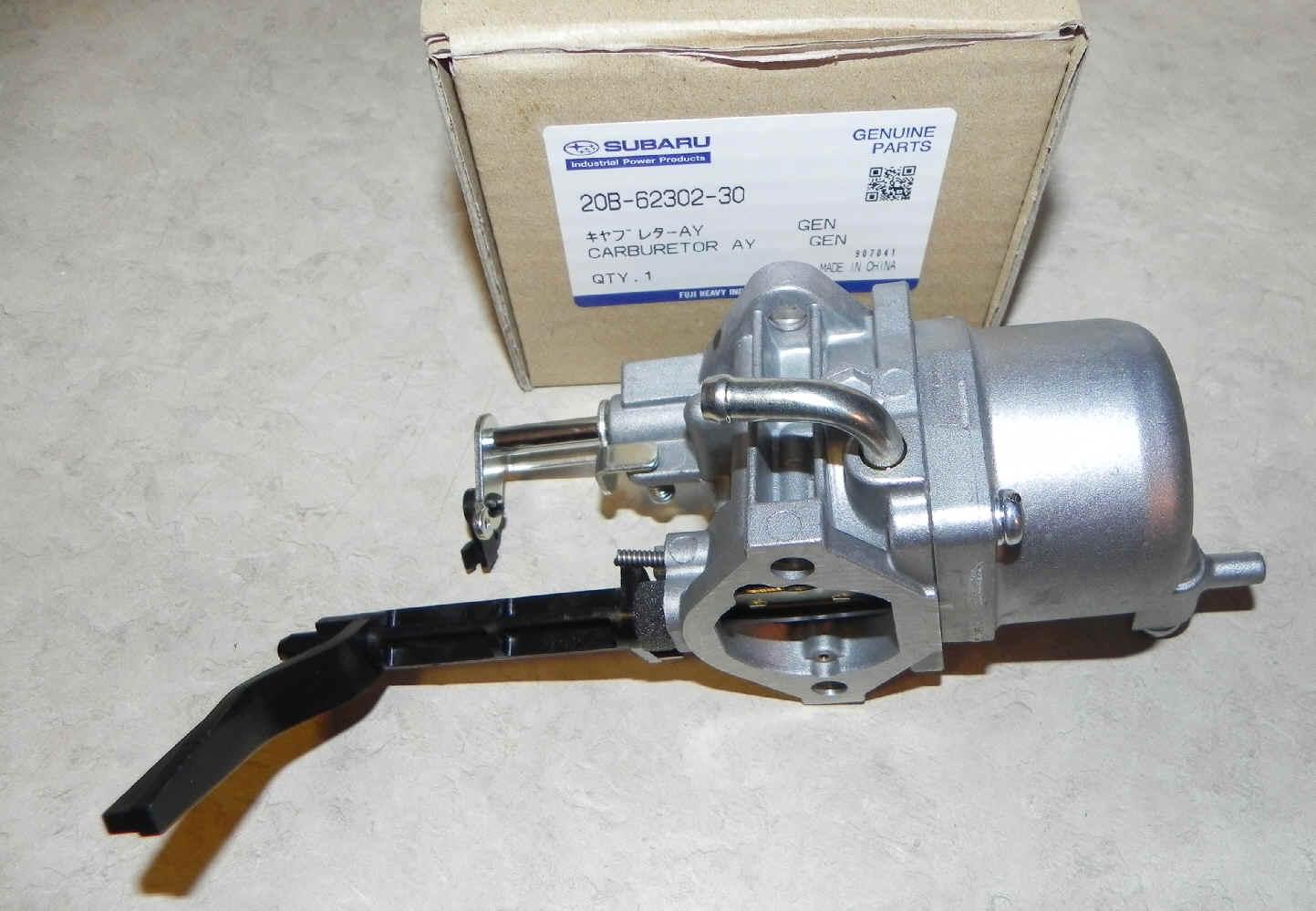 Robin Carburetor Part No. 20B-62302-30