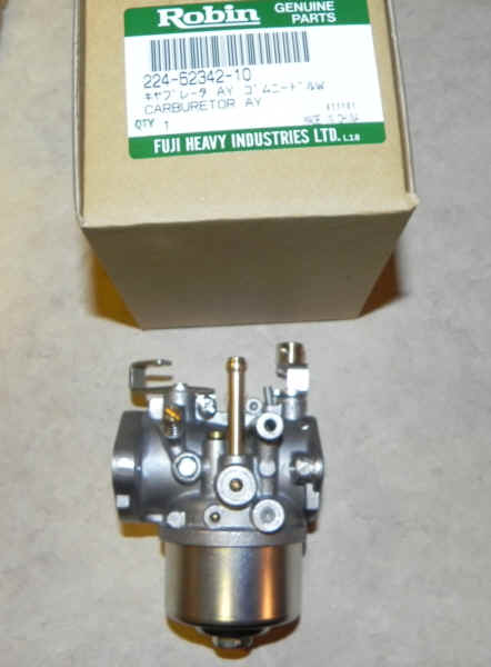 Robin Carburetor Part No. 224-62342-10