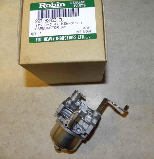 Robin Carburetor Part No. 227-62333-00