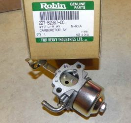 Robin Carburetor Part No. 227-62387-00