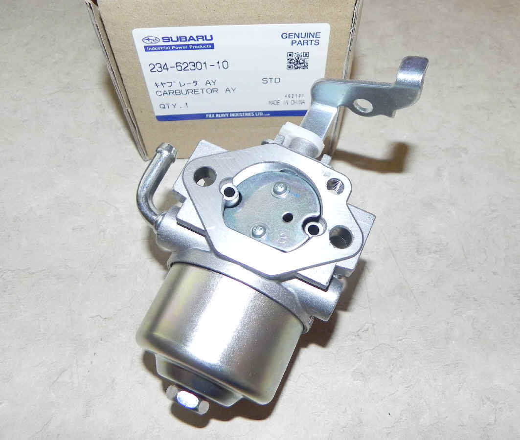 Robin Carburetor Part No. 234-62301-10