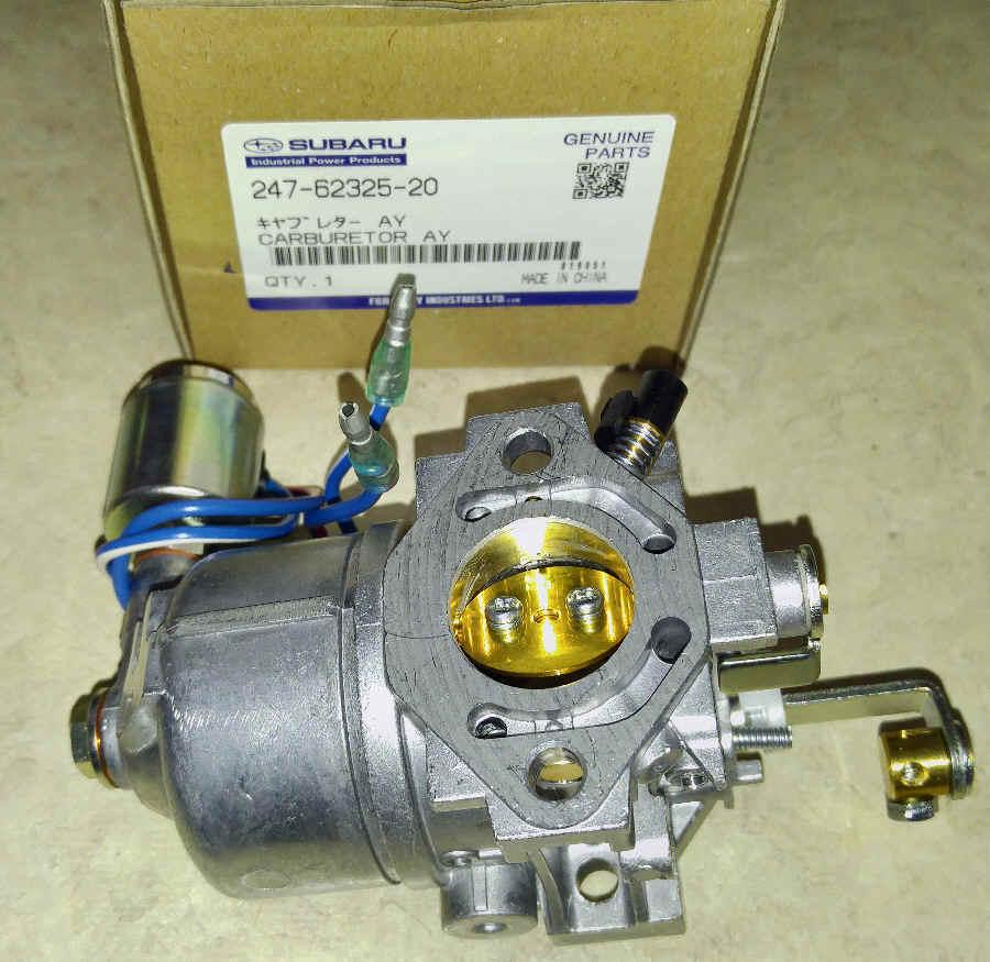 Robin Carburetor Part No. 247-62325-20