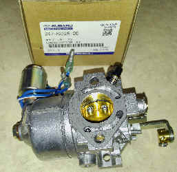 Robin Carburetor Part No. 247-62325-20
