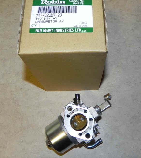 Robin Carburetor Part No. 247-62327-20