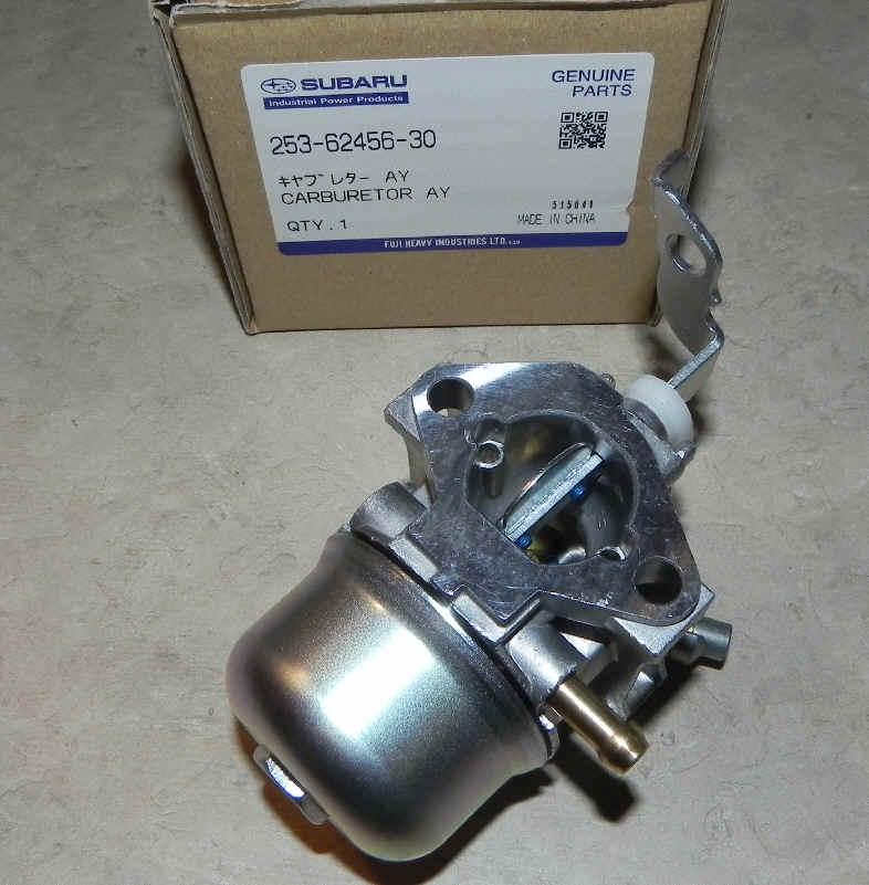 Robin Carburetor Part No. 253-62456-30