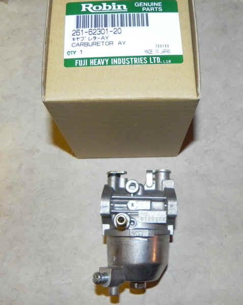 Robin Carburetor Part No. 261-62301-20