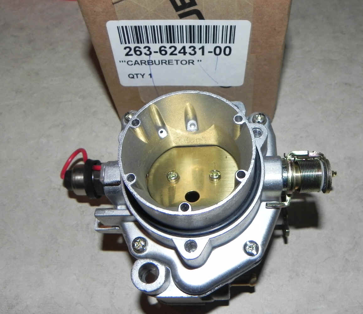 Robin Carburetor Part No. 263-62431-00