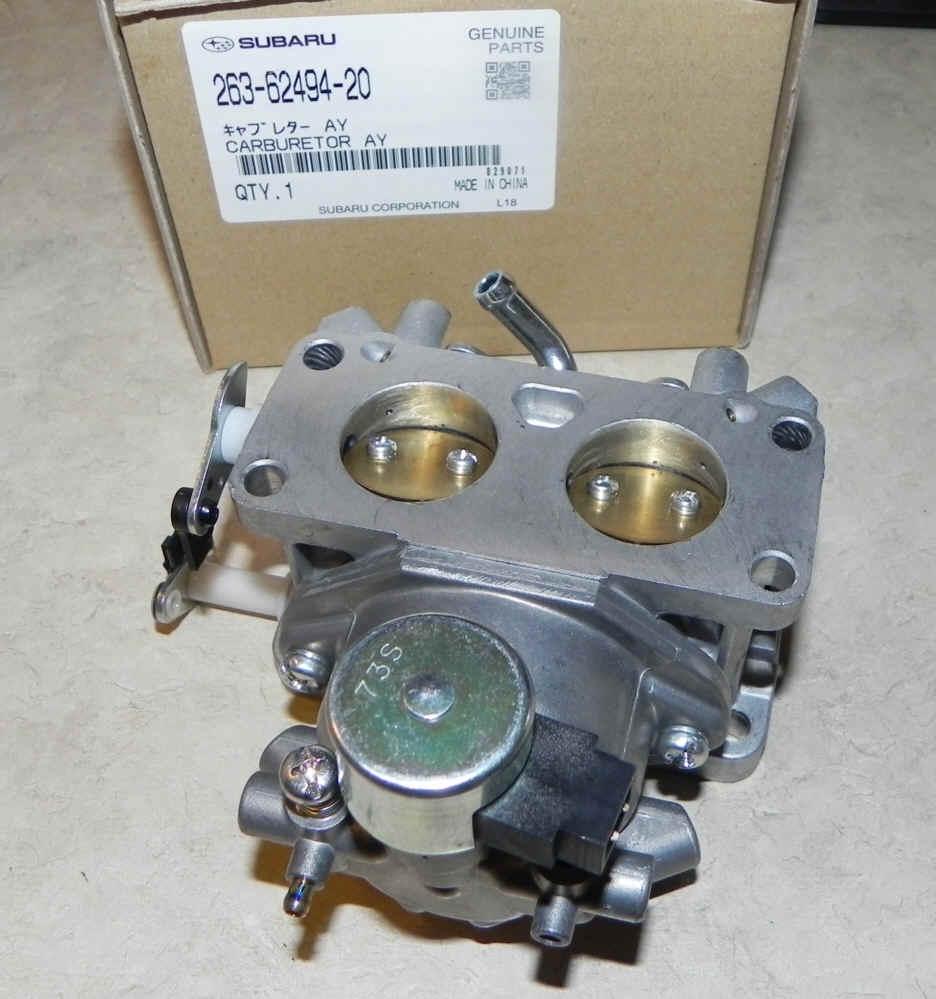 Robin Carburetor Part No. 263-62494-20