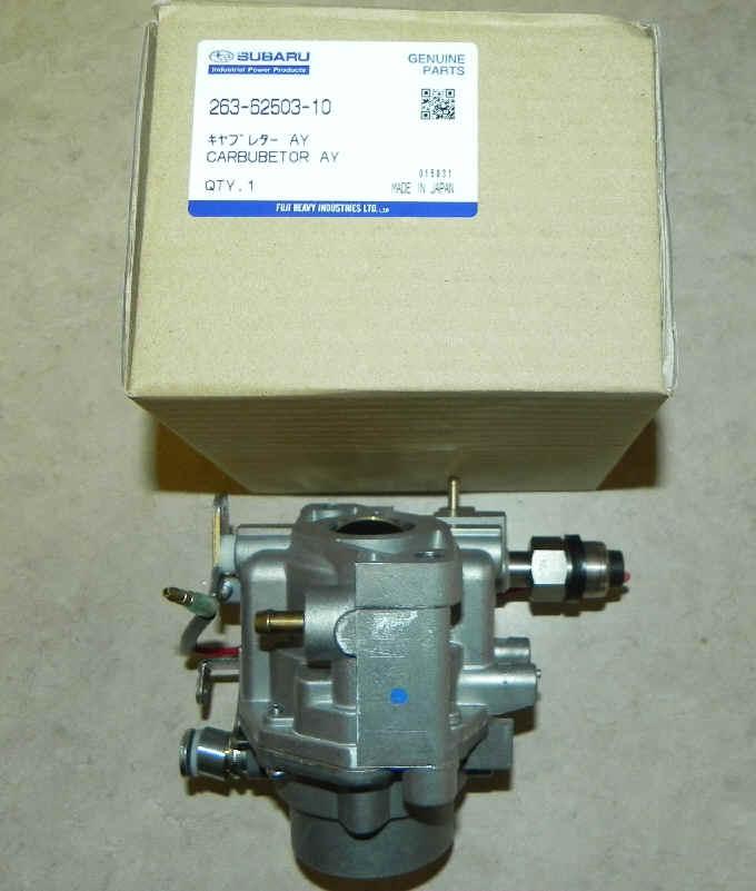 Robin Carburetor Part No. 263-62503-10