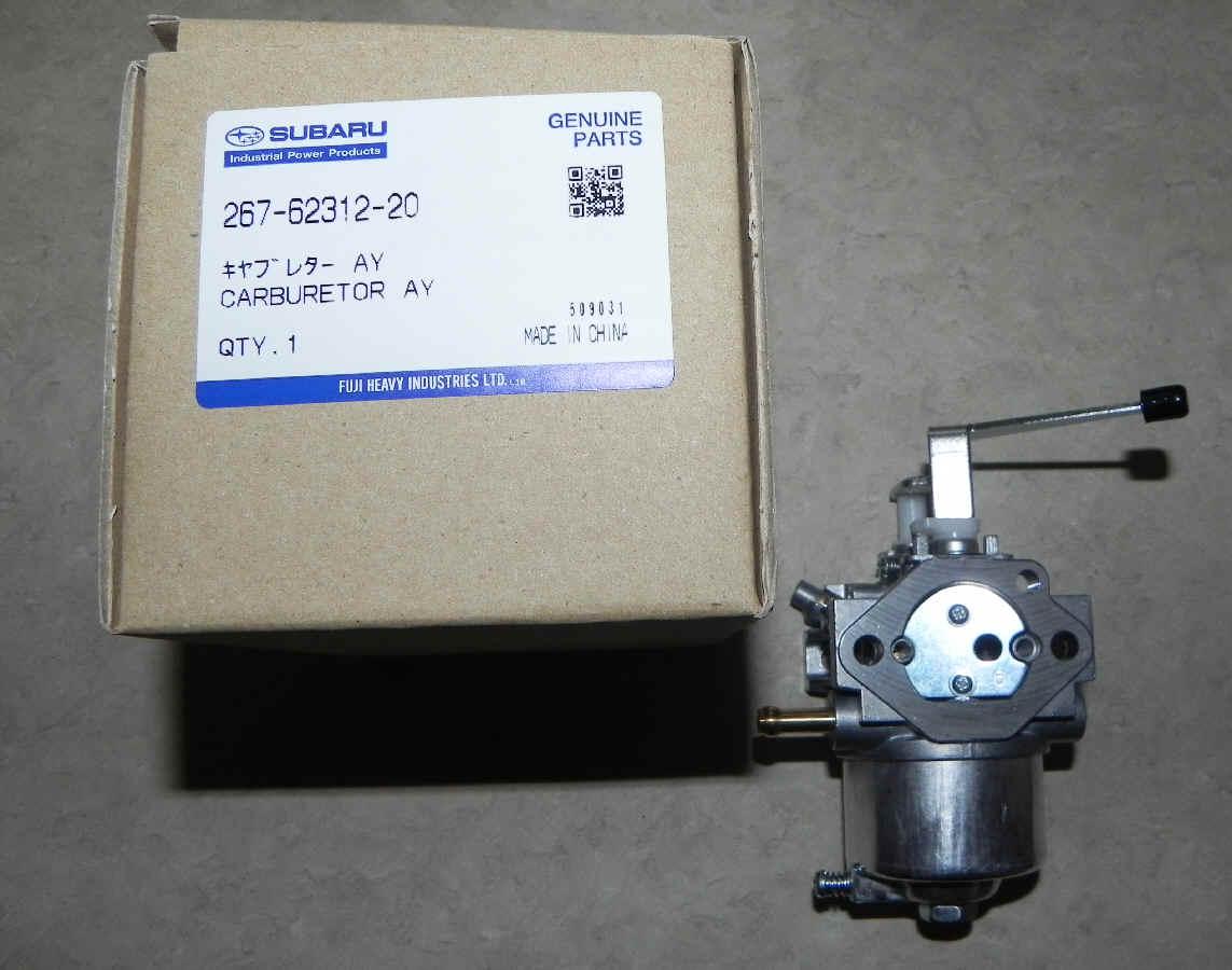 Robin Carburetor Part No. 267-62312-20