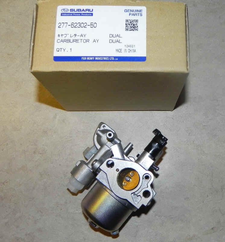 Robin Carburetor Part No. 277-62302-50