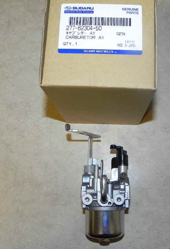 Robin Carburetor Part No. 277-62304-60