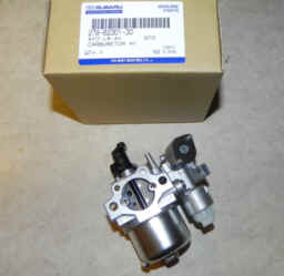 Robin Carburetor Part No. 278-62301-50