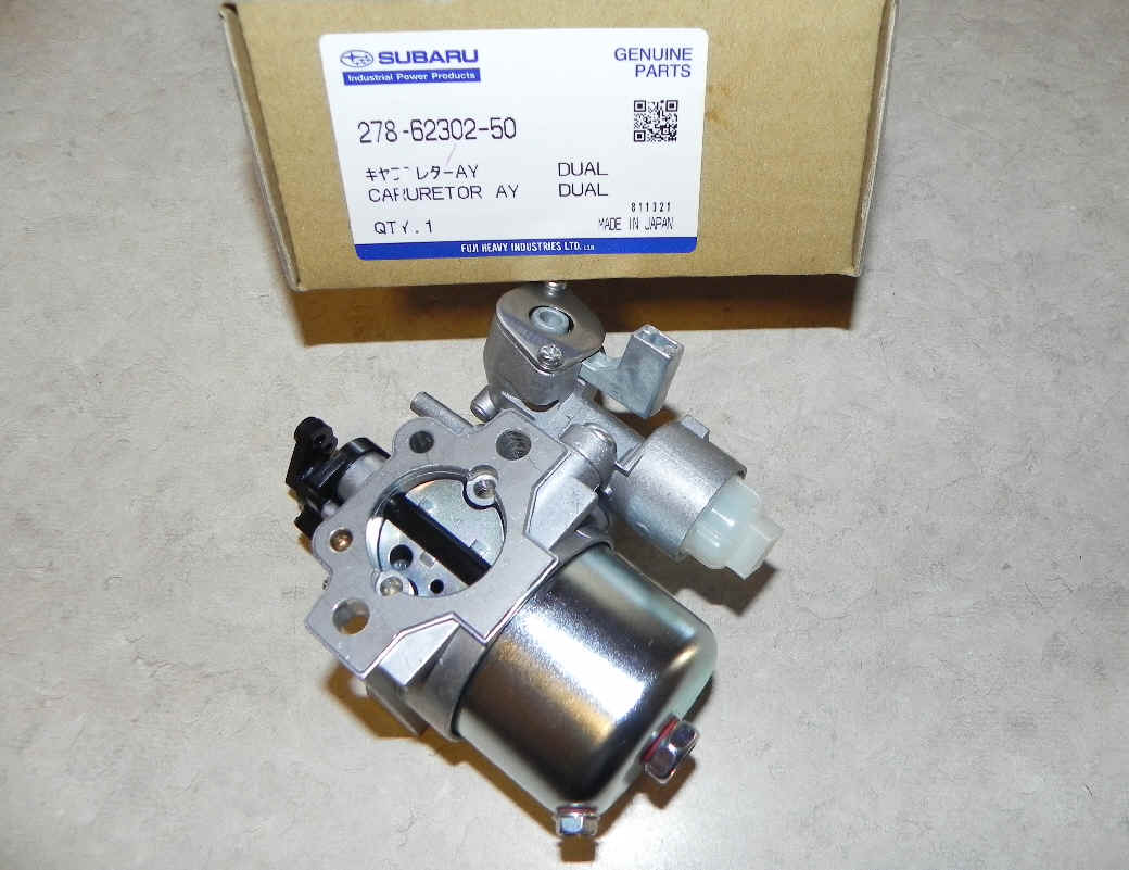 Robin Carburetor Part No. 278-62302-50