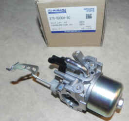 Robin Carburetor Part No. 278-62304-60
