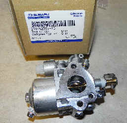 Robin Carburetor Part No. 279-62361-20