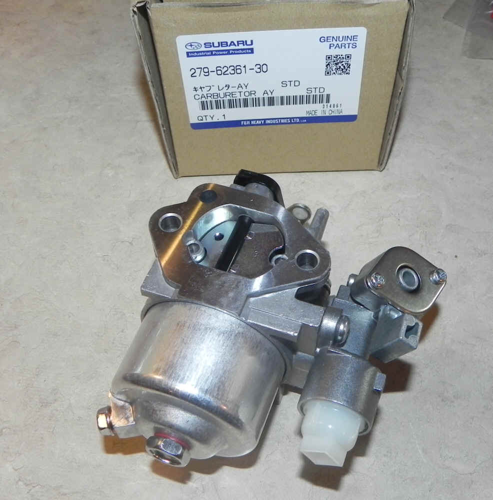 Robin Carburetor Part No. 279-62361-30
