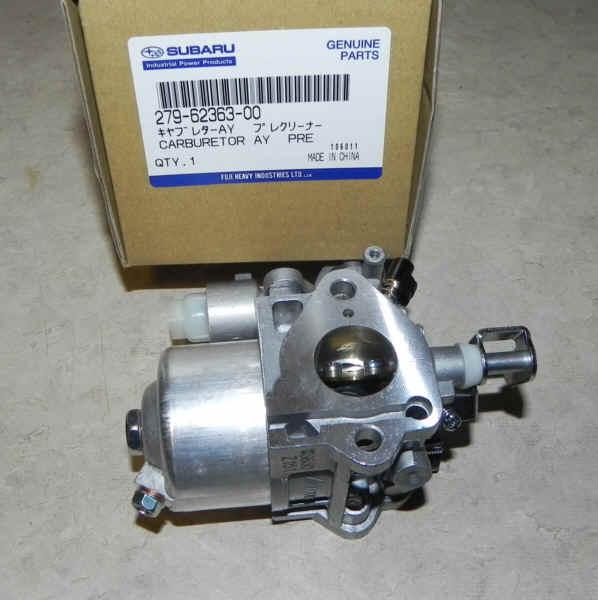 Robin Carburetor Part No. 279-62363-20