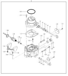 Robin Carburetor Part No. 280-62301-30