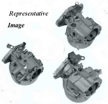 Robin Carburetor Part No. 236-62302-00