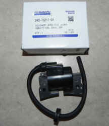 Robin Ignition Coil Part No. 246-78211-01