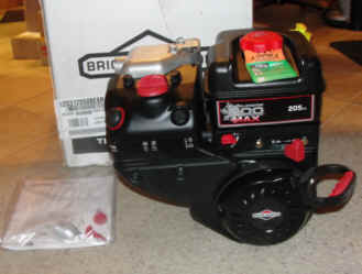 Briggs & Stratton Snow Engine 12D112-0008-E8 900 Series