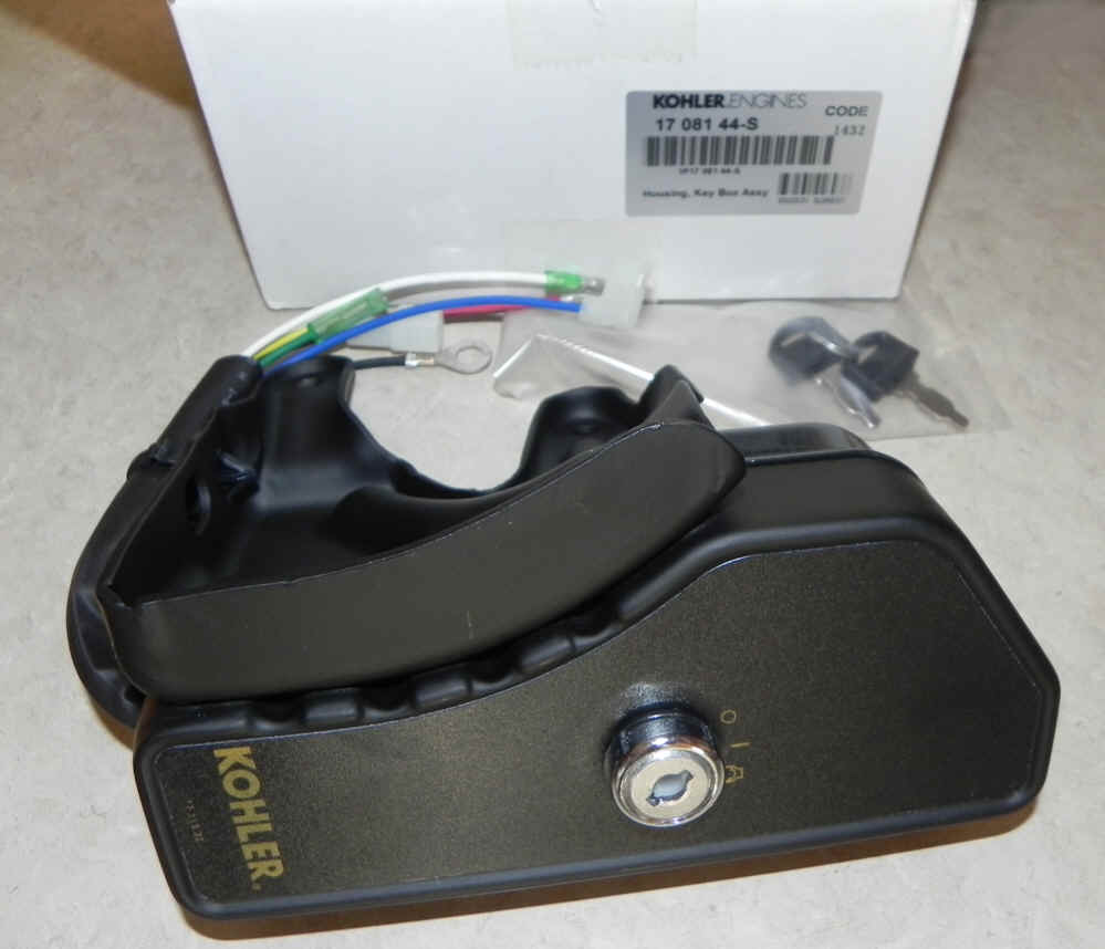 Kohler Key Box Housing 17 755 66-S
