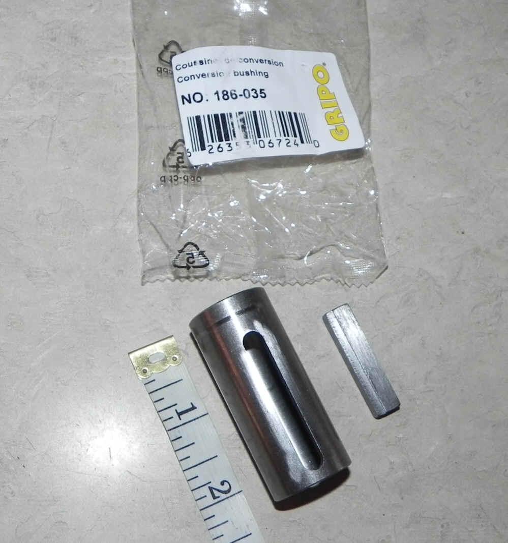 1 Inch Crankshaft Sleeve 186-035