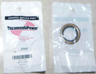 Tecumseh Oil Seal - Part No. 27897