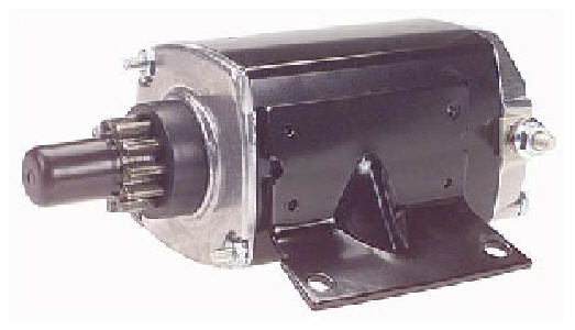 Tecumseh Electric Starter Part No. 33835 use Oregon 33-716